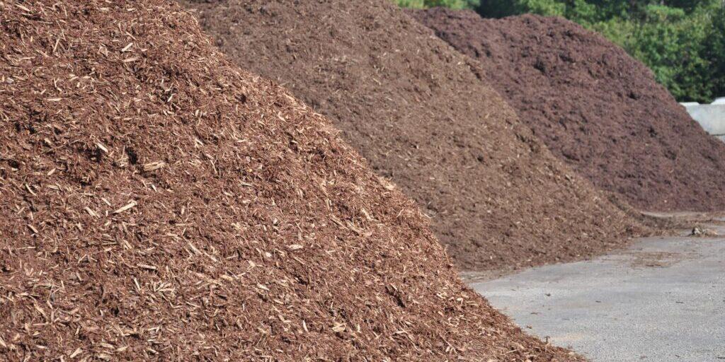 a bulk of soil